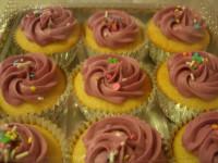 Avonmore handmade cupcake