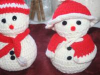 Avonmore handmade snowman