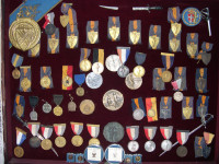 collectibles  Medal_Collection avonmore