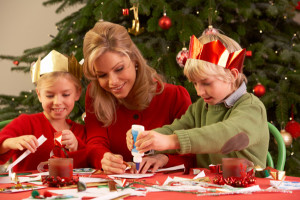 craft-avonmore-children-with-woman-at-christmas-craft